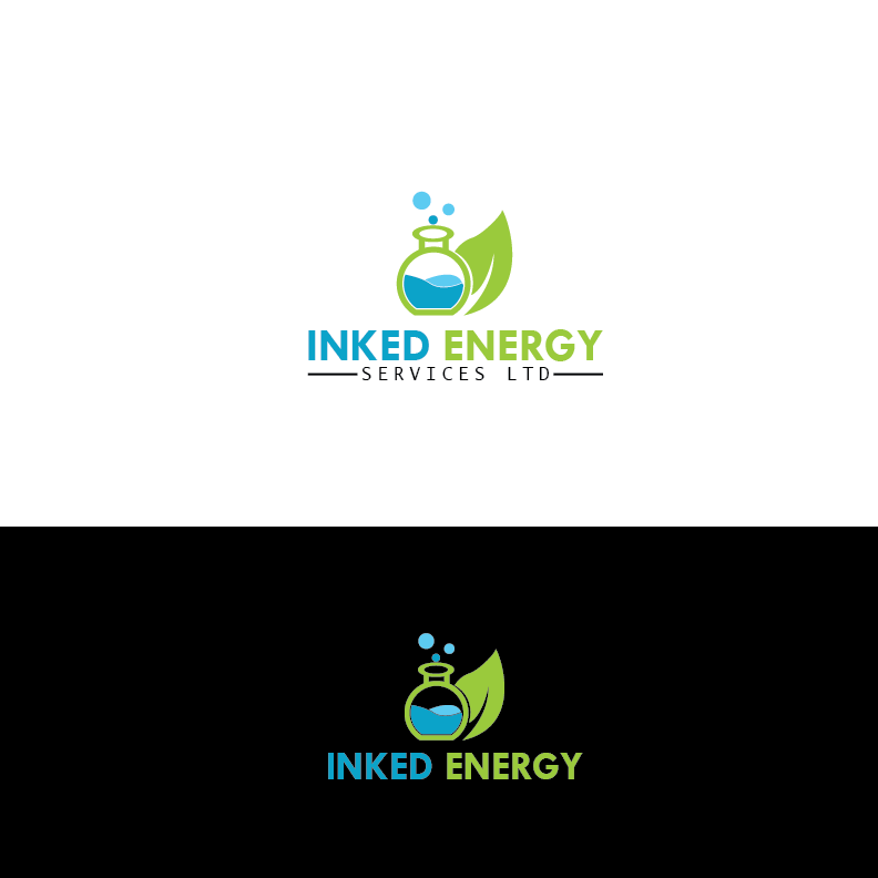 Logo Design by Private User - Entry No. 116 in the Logo Design Contest Creative Logo Design for INKED ENERGY SERVICES LTD.