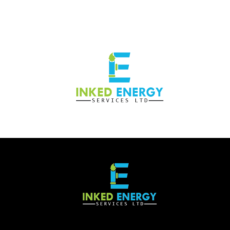 Logo Design by Private User - Entry No. 118 in the Logo Design Contest Creative Logo Design for INKED ENERGY SERVICES LTD.