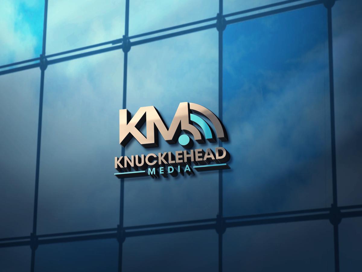Logo Design by benhur - Entry No. 79 in the Logo Design Contest Imaginative Logo Design for knucklehead media.