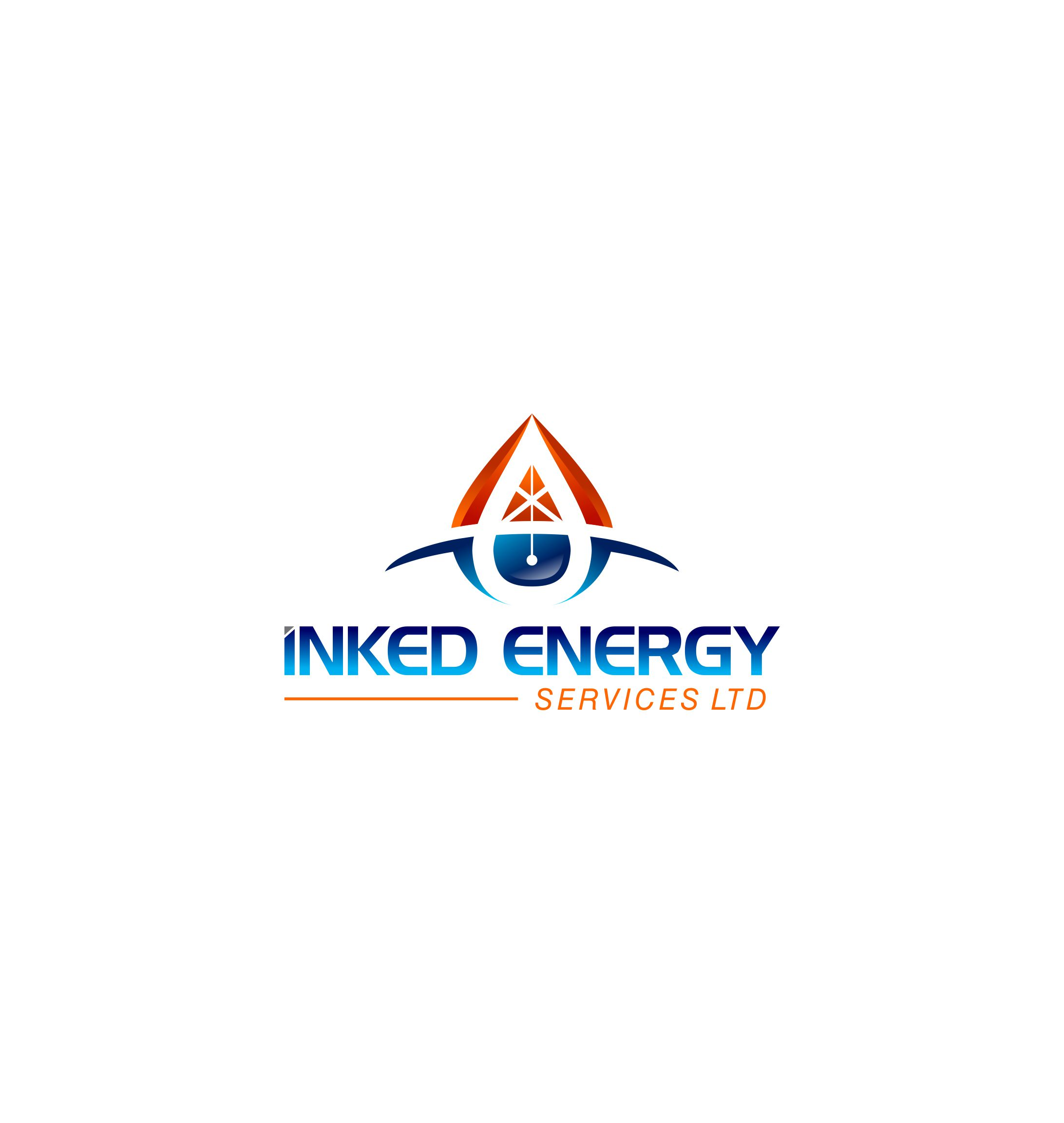 Logo Design by Raymond Garcia - Entry No. 124 in the Logo Design Contest Creative Logo Design for INKED ENERGY SERVICES LTD.