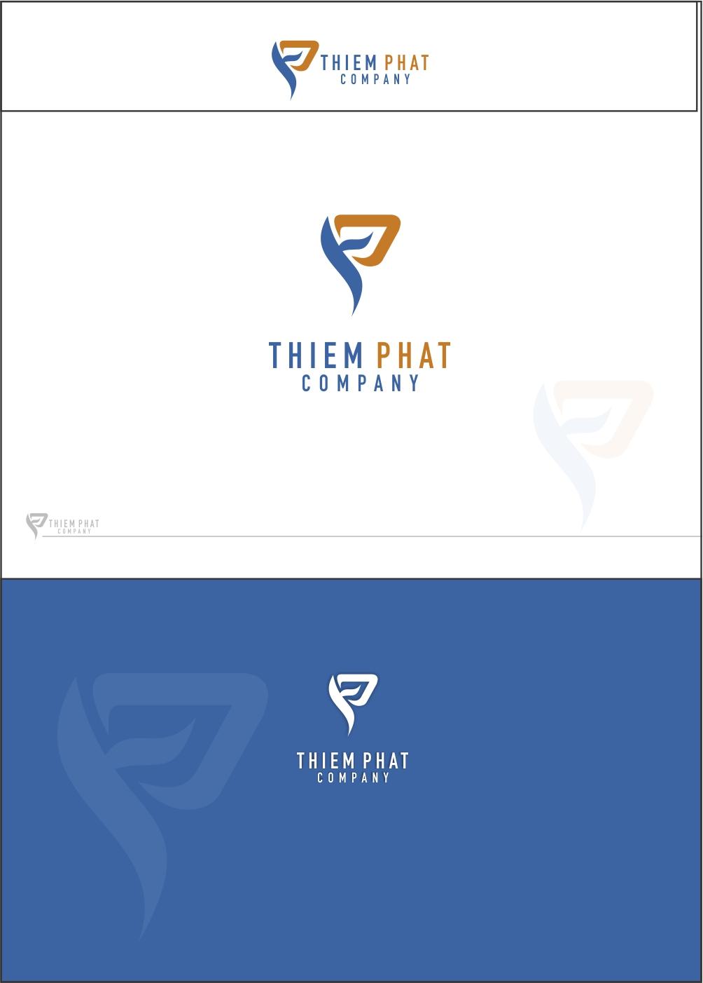 Logo Design by ian69 - Entry No. 89 in the Logo Design Contest New Logo Design for Thiem Phat company.