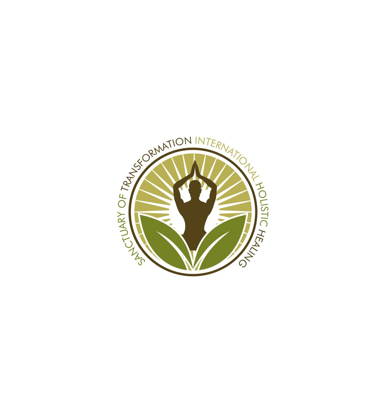 Logo Design by Raymond Garcia - Entry No. 9 in the Logo Design Contest Fun Logo Design for Sanctuary of Transformation.