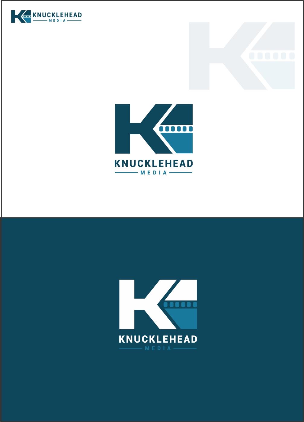 Logo Design by ian69 - Entry No. 82 in the Logo Design Contest Imaginative Logo Design for knucklehead media.