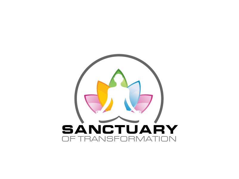 Logo Design by Private User - Entry No. 11 in the Logo Design Contest Fun Logo Design for Sanctuary of Transformation.