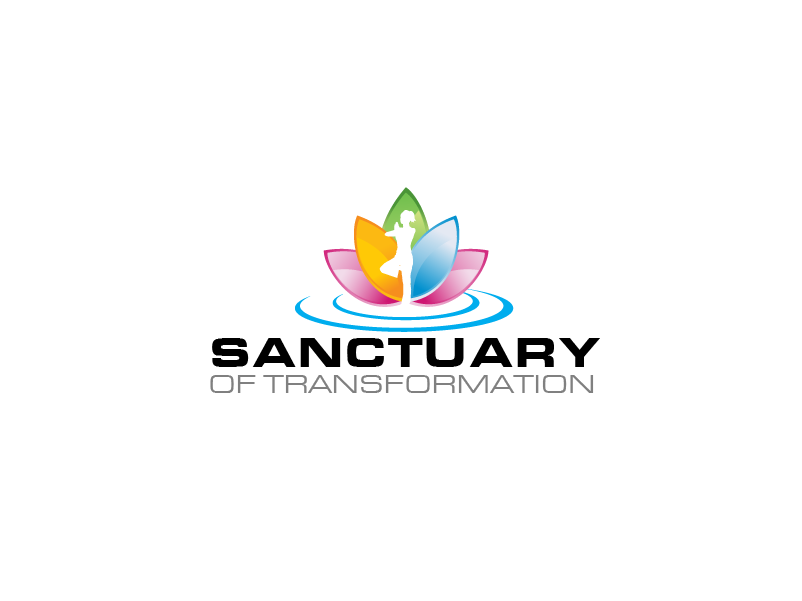 Logo Design by Private User - Entry No. 12 in the Logo Design Contest Fun Logo Design for Sanctuary of Transformation.