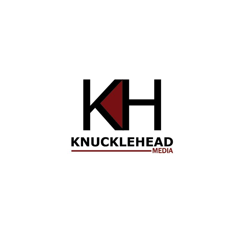 Logo Design by pojas12 - Entry No. 84 in the Logo Design Contest Imaginative Logo Design for knucklehead media.