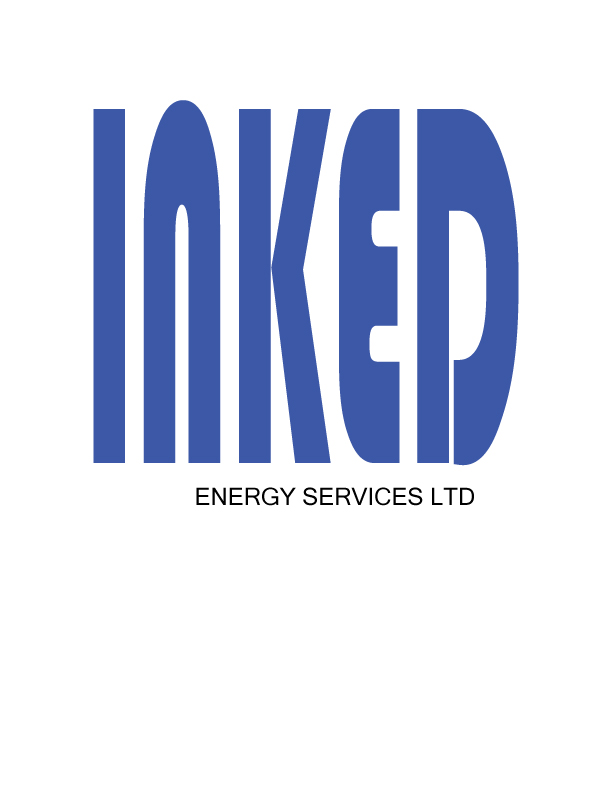 Logo Design by fari - Entry No. 134 in the Logo Design Contest Creative Logo Design for INKED ENERGY SERVICES LTD.