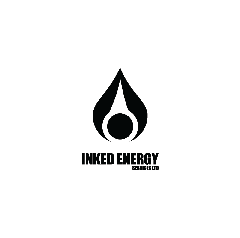 Logo Design by pojas12 - Entry No. 135 in the Logo Design Contest Creative Logo Design for INKED ENERGY SERVICES LTD.