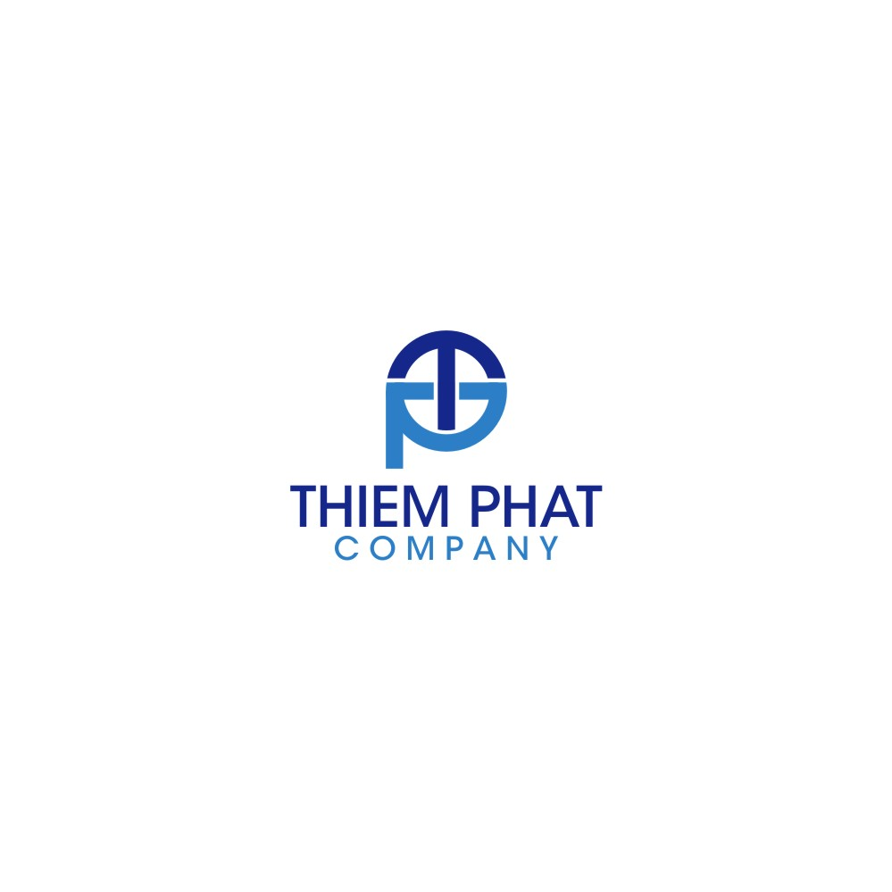 Logo Design by untung - Entry No. 93 in the Logo Design Contest New Logo Design for Thiem Phat company.