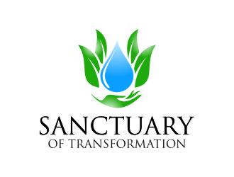 Logo Design by Private User - Entry No. 17 in the Logo Design Contest Fun Logo Design for Sanctuary of Transformation.