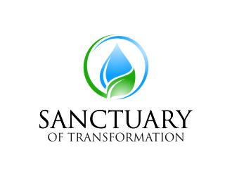 Logo Design by Private User - Entry No. 21 in the Logo Design Contest Fun Logo Design for Sanctuary of Transformation.