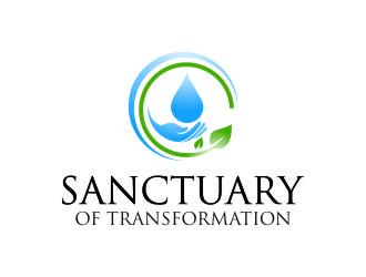 Logo Design by Private User - Entry No. 22 in the Logo Design Contest Fun Logo Design for Sanctuary of Transformation.