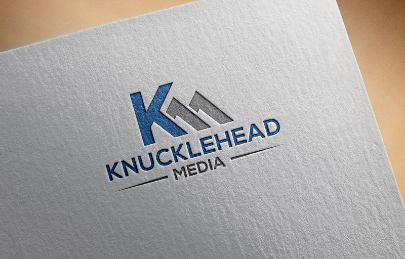 Logo Design by Private User - Entry No. 88 in the Logo Design Contest Imaginative Logo Design for knucklehead media.