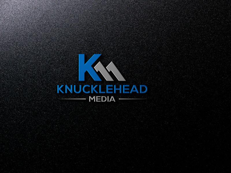 Logo Design by Private User - Entry No. 89 in the Logo Design Contest Imaginative Logo Design for knucklehead media.
