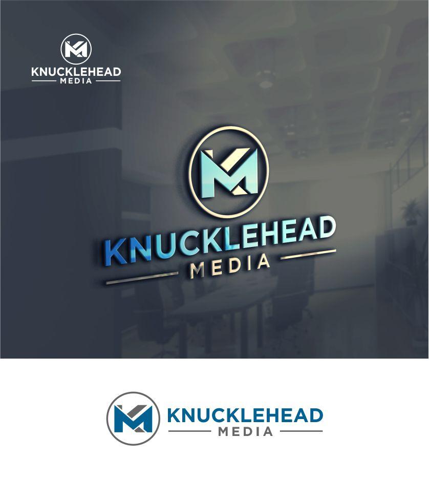 Logo Design by Raymond Garcia - Entry No. 93 in the Logo Design Contest Imaginative Logo Design for knucklehead media.