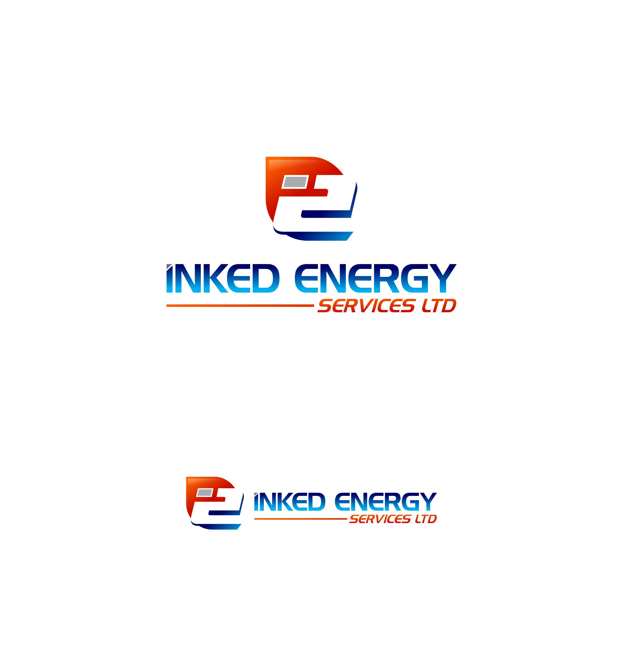 Logo Design by Raymond Garcia - Entry No. 139 in the Logo Design Contest Creative Logo Design for INKED ENERGY SERVICES LTD.