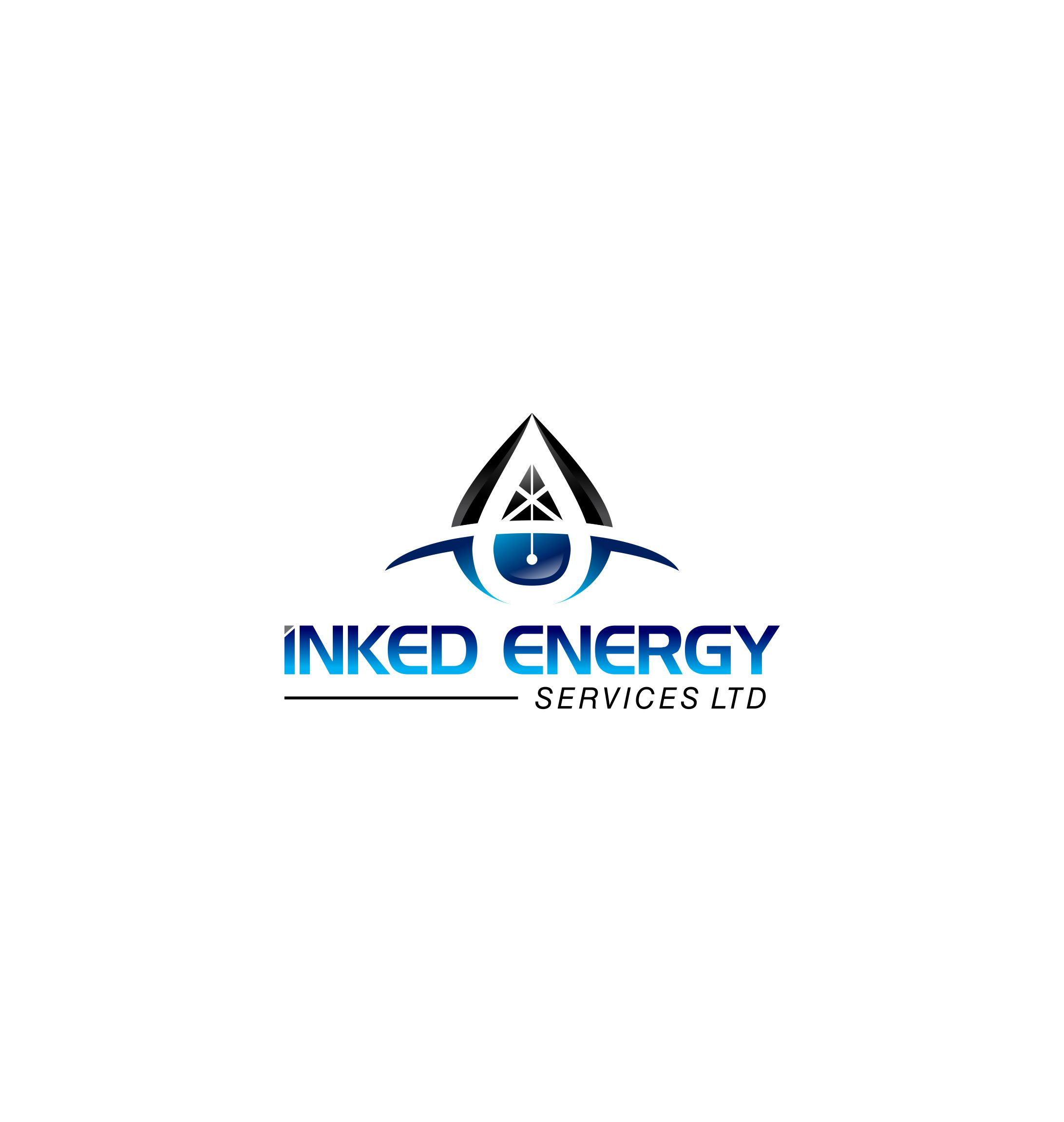 Logo Design by Raymond Garcia - Entry No. 141 in the Logo Design Contest Creative Logo Design for INKED ENERGY SERVICES LTD.
