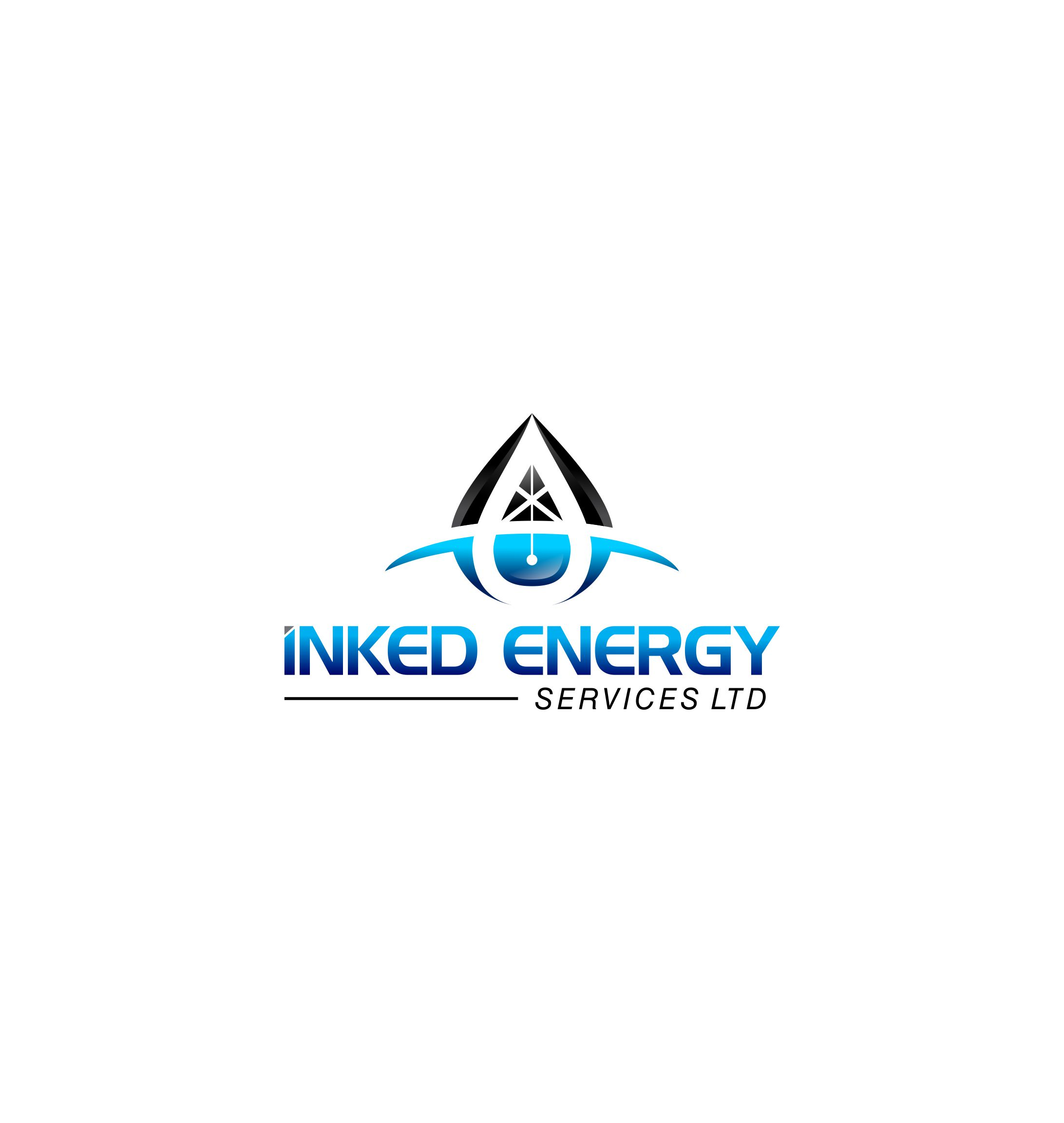 Logo Design by Raymond Garcia - Entry No. 142 in the Logo Design Contest Creative Logo Design for INKED ENERGY SERVICES LTD.