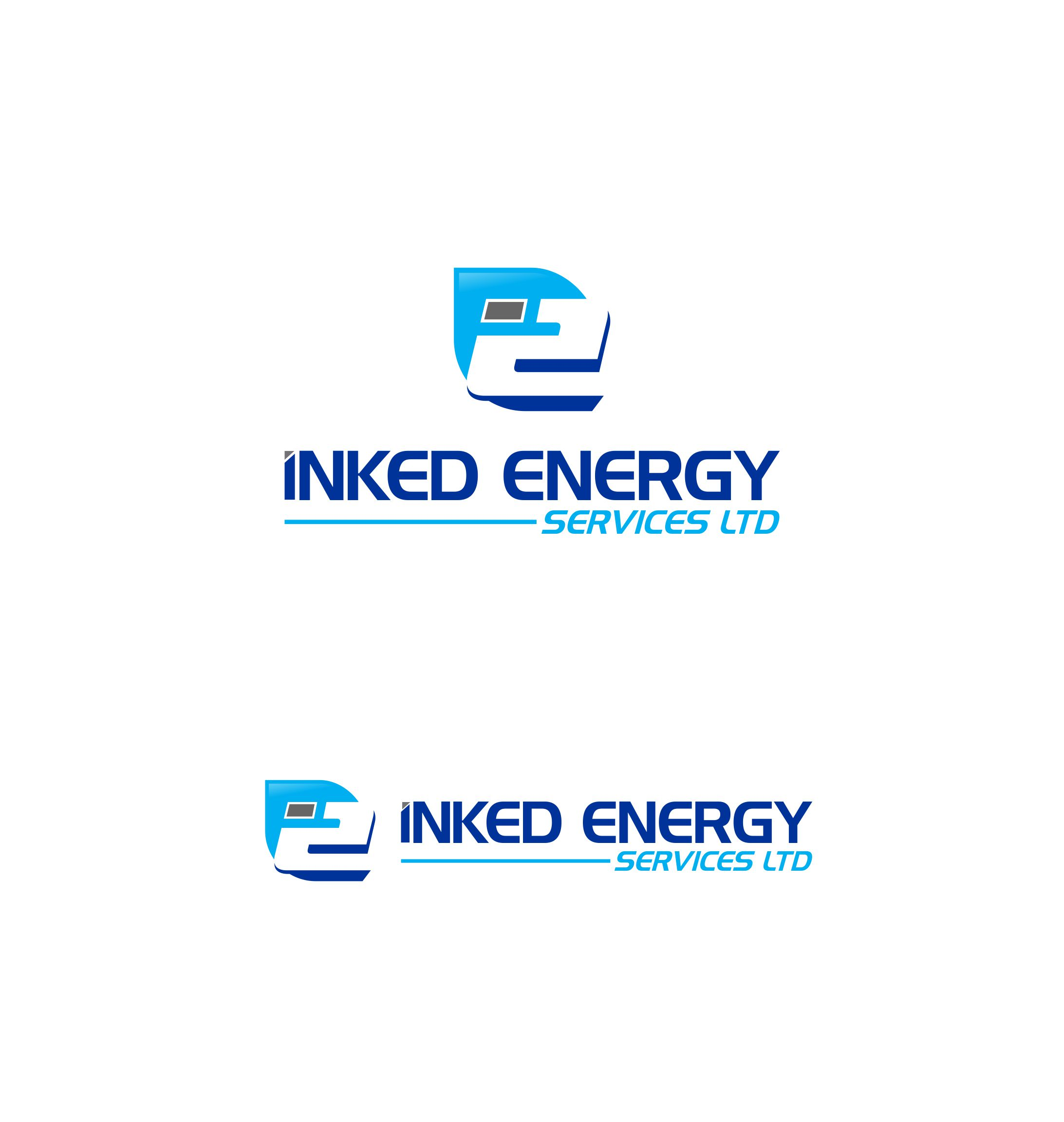 Logo Design by Raymond Garcia - Entry No. 143 in the Logo Design Contest Creative Logo Design for INKED ENERGY SERVICES LTD.