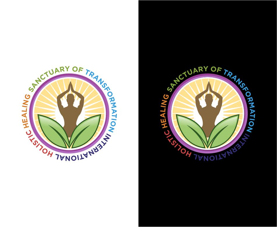 Logo Design by Raymond Garcia - Entry No. 28 in the Logo Design Contest Fun Logo Design for Sanctuary of Transformation.