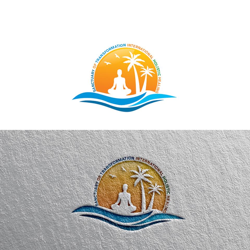 Logo Design by Private User - Entry No. 30 in the Logo Design Contest Fun Logo Design for Sanctuary of Transformation.