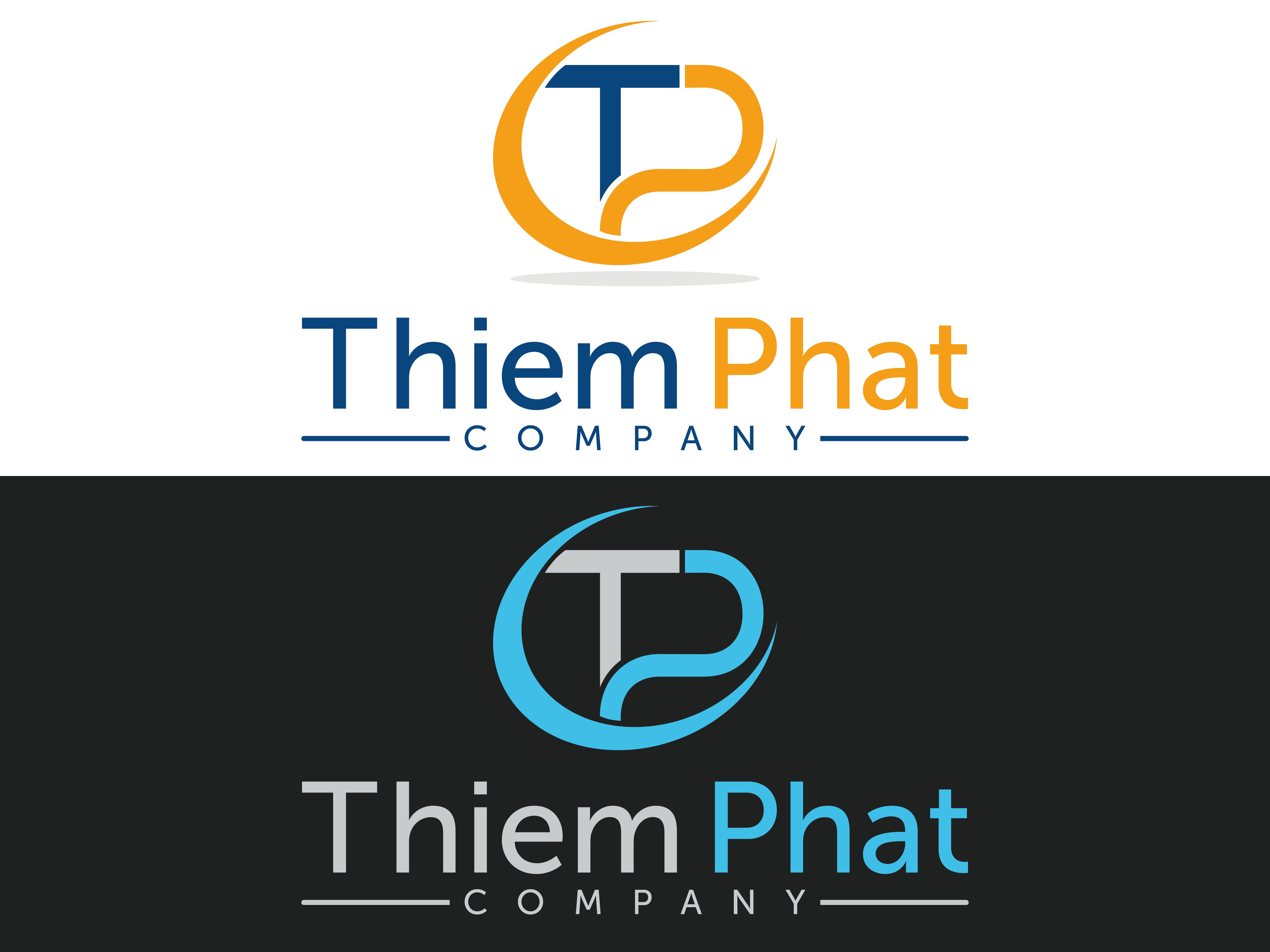 Logo Design by Evo-design - Entry No. 109 in the Logo Design Contest New Logo Design for Thiem Phat company.