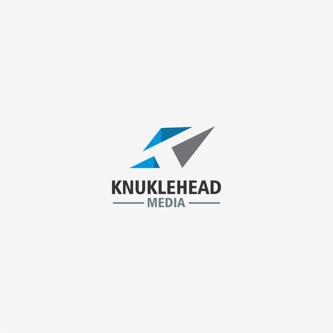 Logo Design by arteo_design - Entry No. 104 in the Logo Design Contest Imaginative Logo Design for knucklehead media.