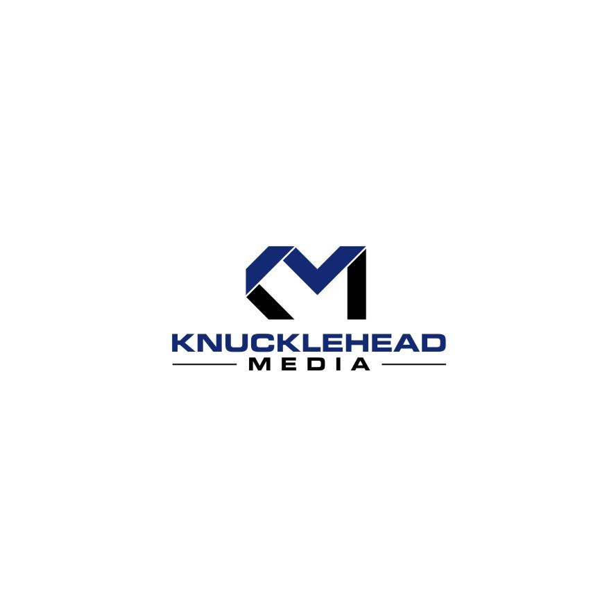 Logo Design by untung - Entry No. 106 in the Logo Design Contest Imaginative Logo Design for knucklehead media.