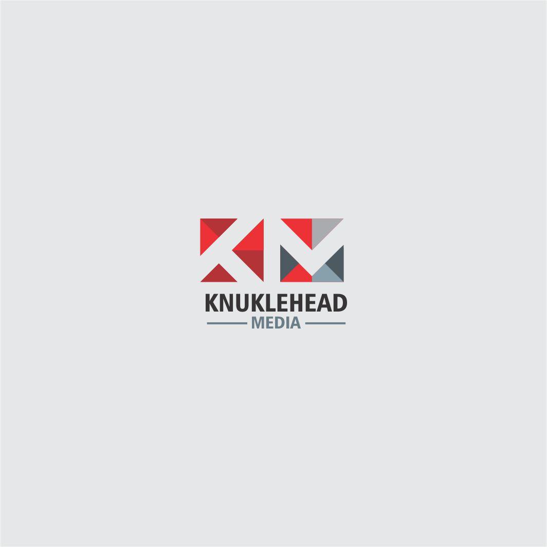 Logo Design by arteo_design - Entry No. 108 in the Logo Design Contest Imaginative Logo Design for knucklehead media.