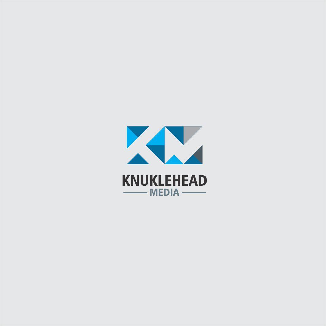 Logo Design by arteo_design - Entry No. 109 in the Logo Design Contest Imaginative Logo Design for knucklehead media.