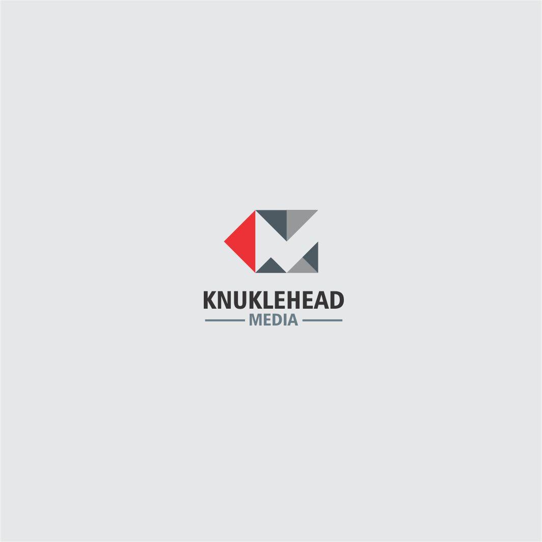 Logo Design by arteo_design - Entry No. 110 in the Logo Design Contest Imaginative Logo Design for knucklehead media.