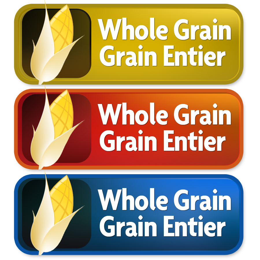 Logo Design by red46 - Entry No. 45 in the Logo Design Contest Whole Grain / Grain Entier.