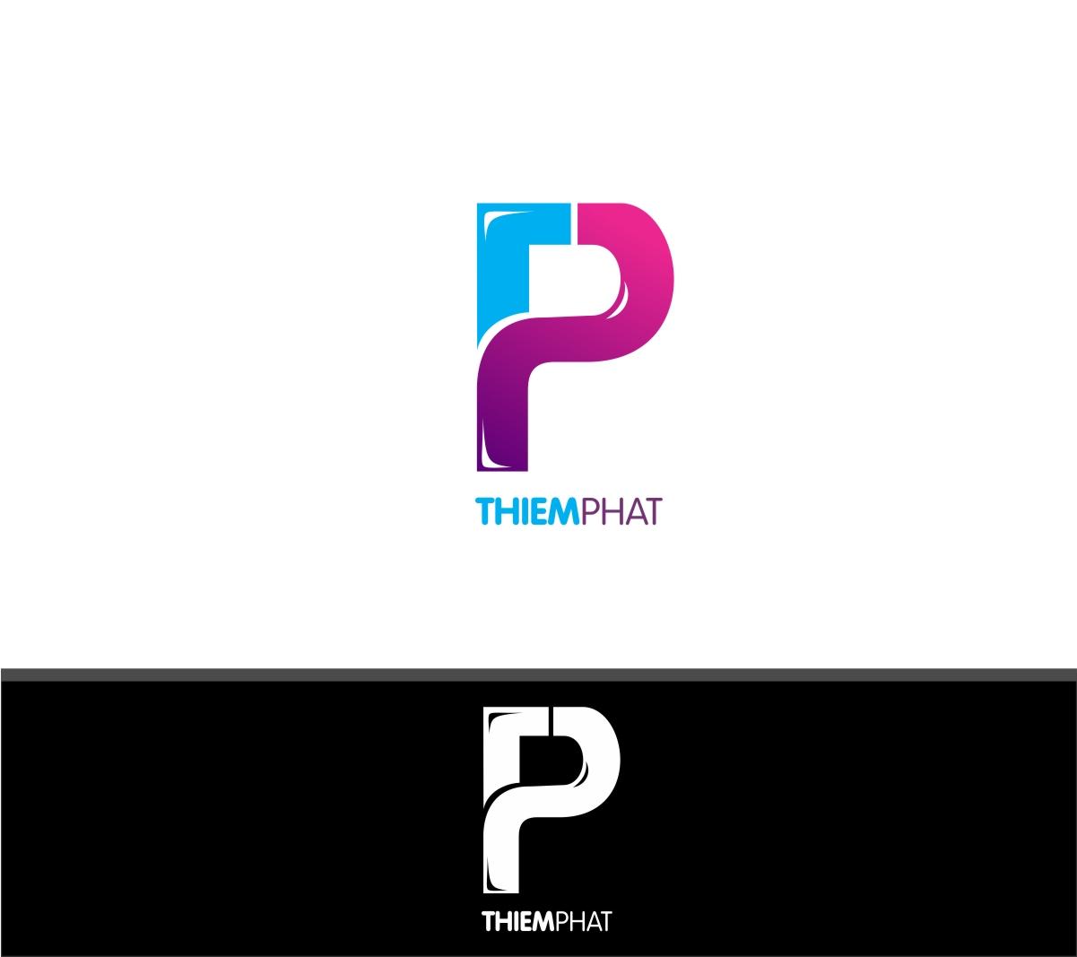 Logo Design by IDESIGNSTUDIO - Entry No. 123 in the Logo Design Contest New Logo Design for Thiem Phat company.