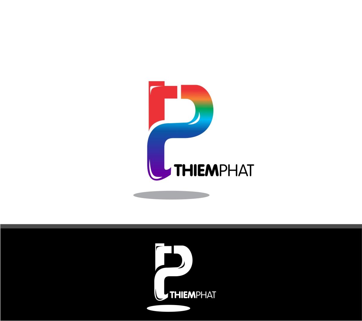 Logo Design by IDESIGNSTUDIO - Entry No. 124 in the Logo Design Contest New Logo Design for Thiem Phat company.