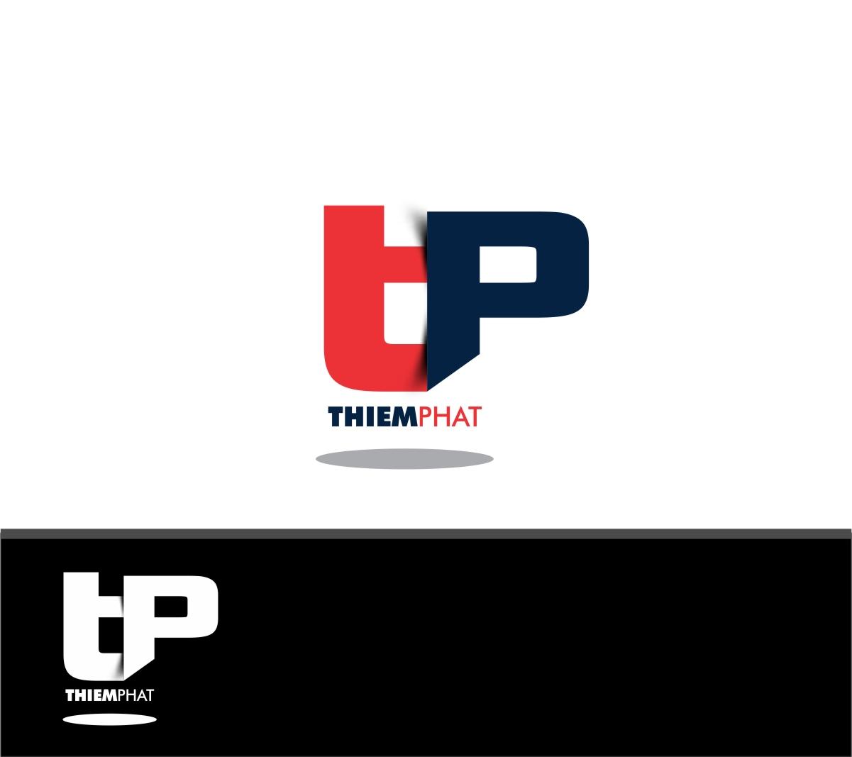 Logo Design by IDESIGNSTUDIO - Entry No. 125 in the Logo Design Contest New Logo Design for Thiem Phat company.
