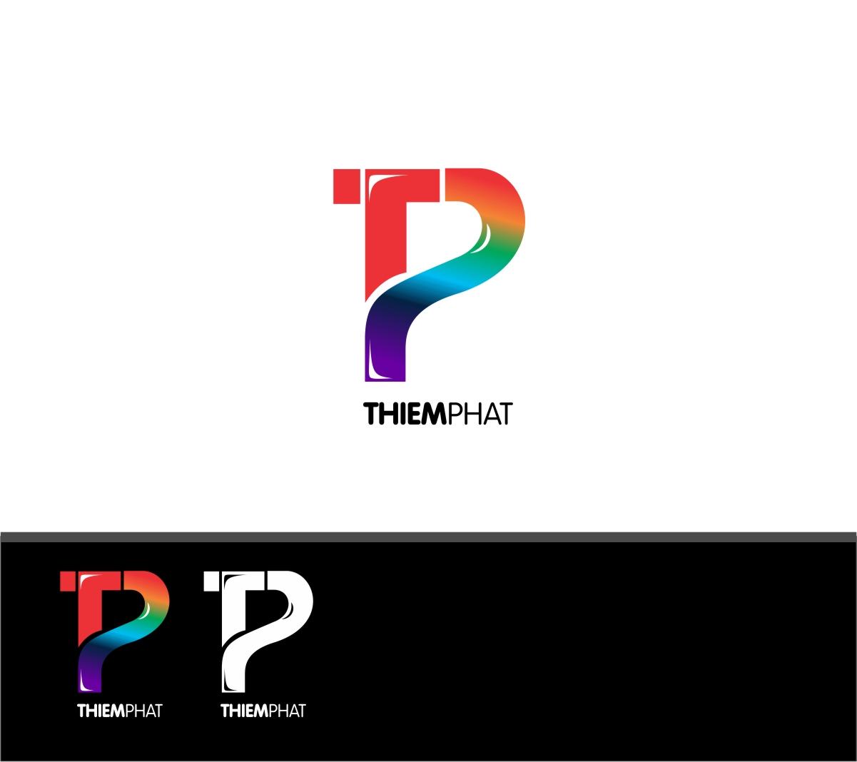 Logo Design by IDESIGNSTUDIO - Entry No. 126 in the Logo Design Contest New Logo Design for Thiem Phat company.