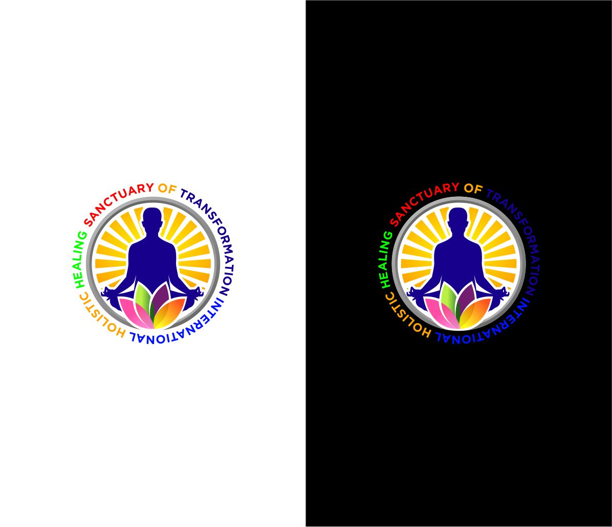 Logo Design by Raymond Garcia - Entry No. 36 in the Logo Design Contest Fun Logo Design for Sanctuary of Transformation.