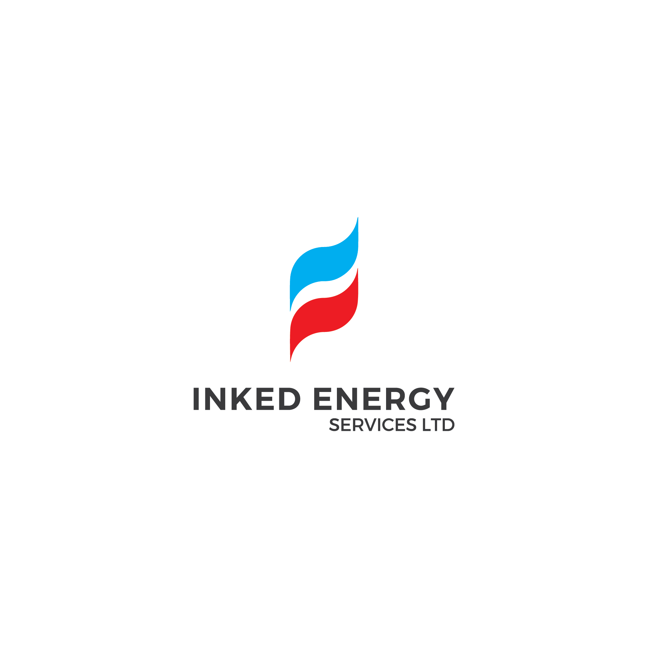 Logo Design by 354studio - Entry No. 154 in the Logo Design Contest Creative Logo Design for INKED ENERGY SERVICES LTD.