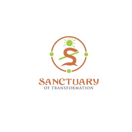 Logo Design by 354studio - Entry No. 40 in the Logo Design Contest Fun Logo Design for Sanctuary of Transformation.
