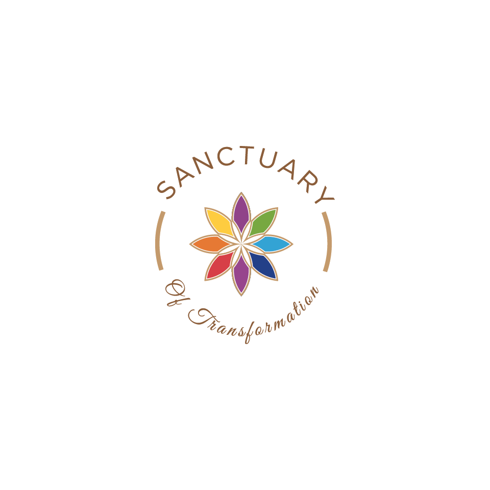Logo Design by 354studio - Entry No. 42 in the Logo Design Contest Fun Logo Design for Sanctuary of Transformation.