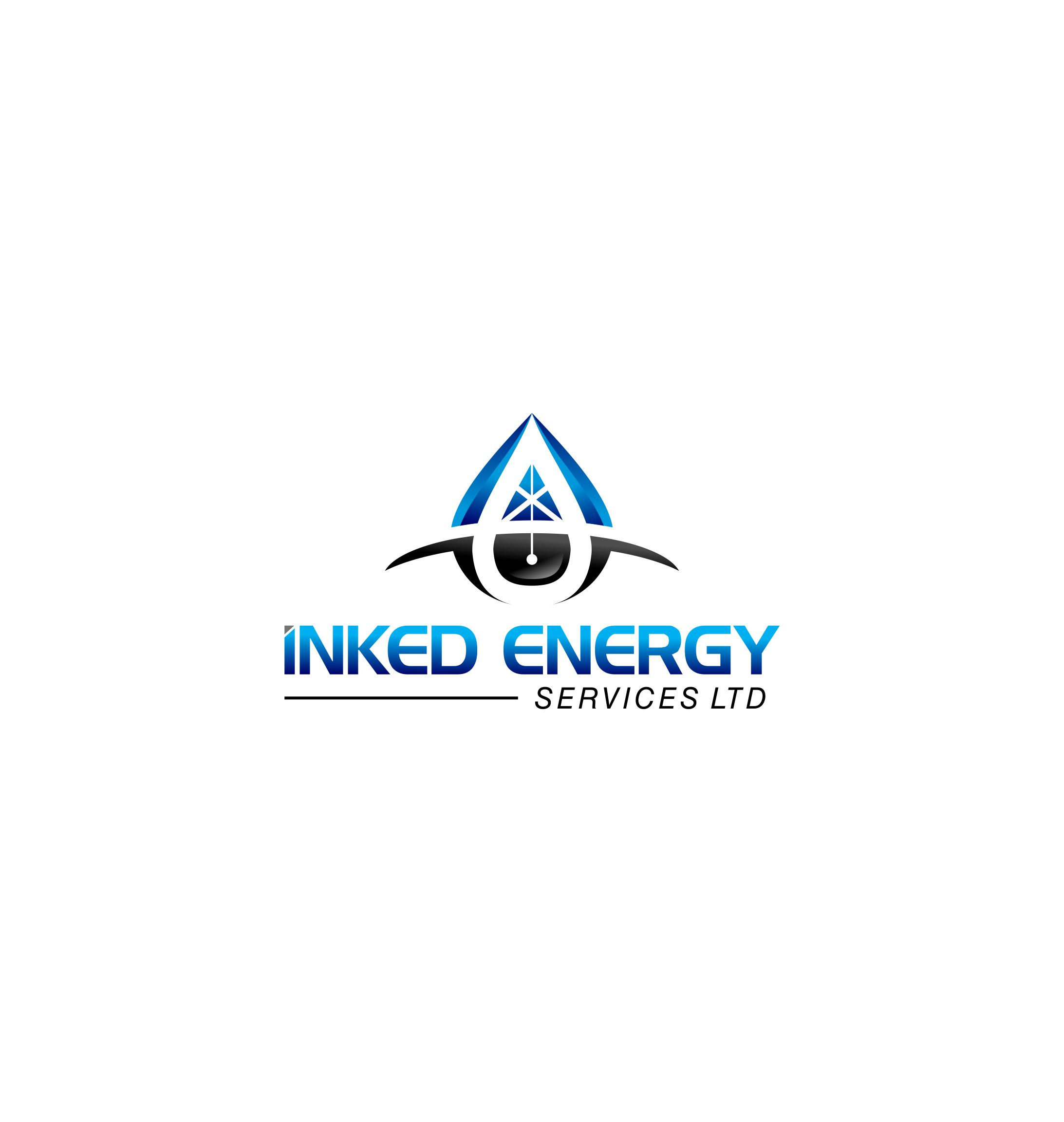 Logo Design by Raymond Garcia - Entry No. 160 in the Logo Design Contest Creative Logo Design for INKED ENERGY SERVICES LTD.