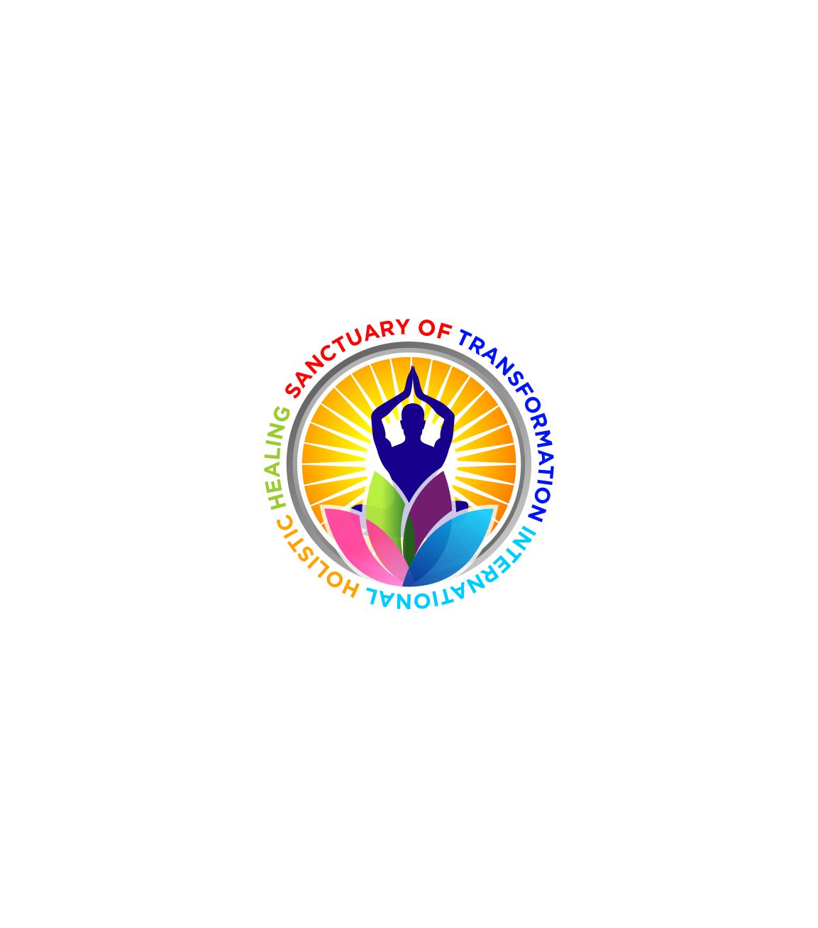 Logo Design by Raymond Garcia - Entry No. 44 in the Logo Design Contest Fun Logo Design for Sanctuary of Transformation.