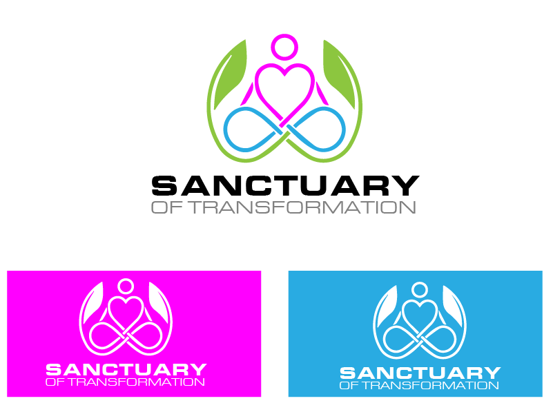 Logo Design by brands_in - Entry No. 46 in the Logo Design Contest Fun Logo Design for Sanctuary of Transformation.