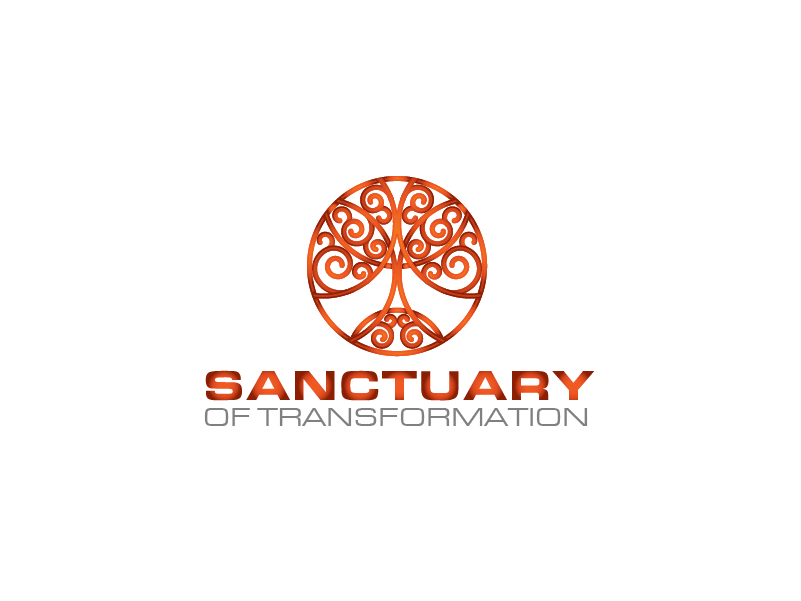 Logo Design by brands_in - Entry No. 47 in the Logo Design Contest Fun Logo Design for Sanctuary of Transformation.