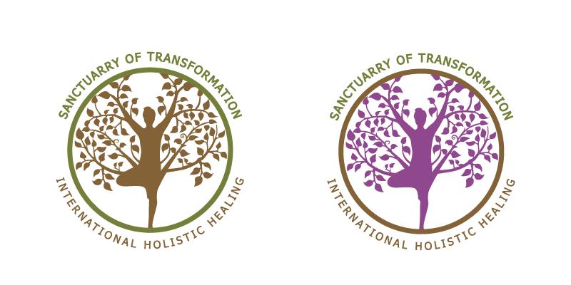 Logo Design by Private User - Entry No. 49 in the Logo Design Contest Fun Logo Design for Sanctuary of Transformation.
