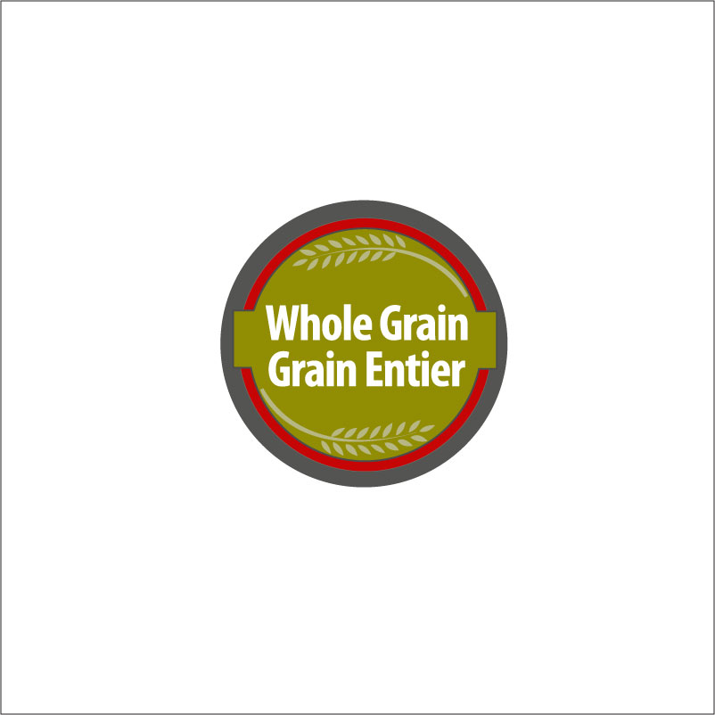 Logo Design by logoways - Entry No. 52 in the Logo Design Contest Whole Grain / Grain Entier.