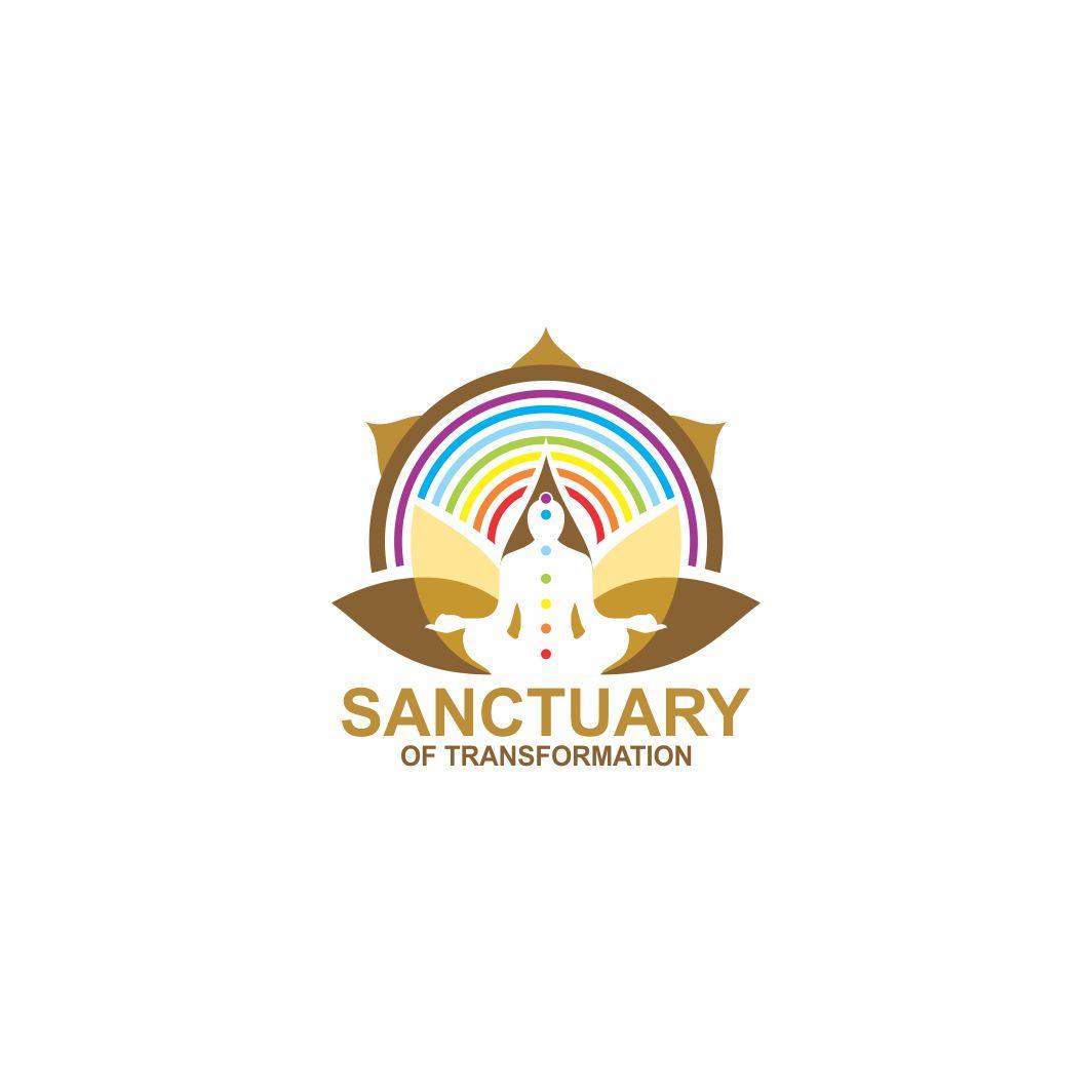 Logo Design by arteo_design - Entry No. 54 in the Logo Design Contest Fun Logo Design for Sanctuary of Transformation.