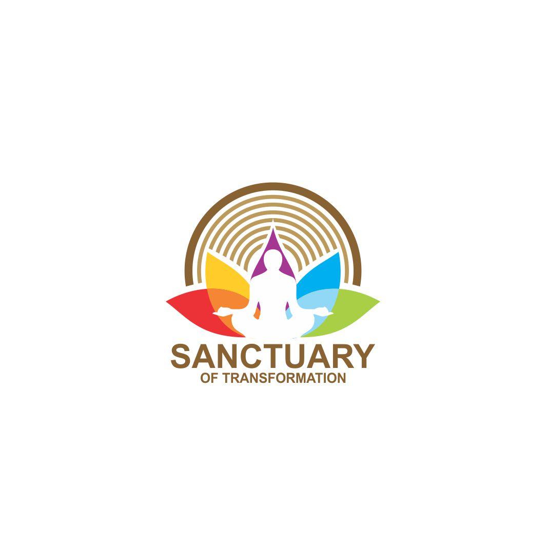 Logo Design by arteo_design - Entry No. 55 in the Logo Design Contest Fun Logo Design for Sanctuary of Transformation.