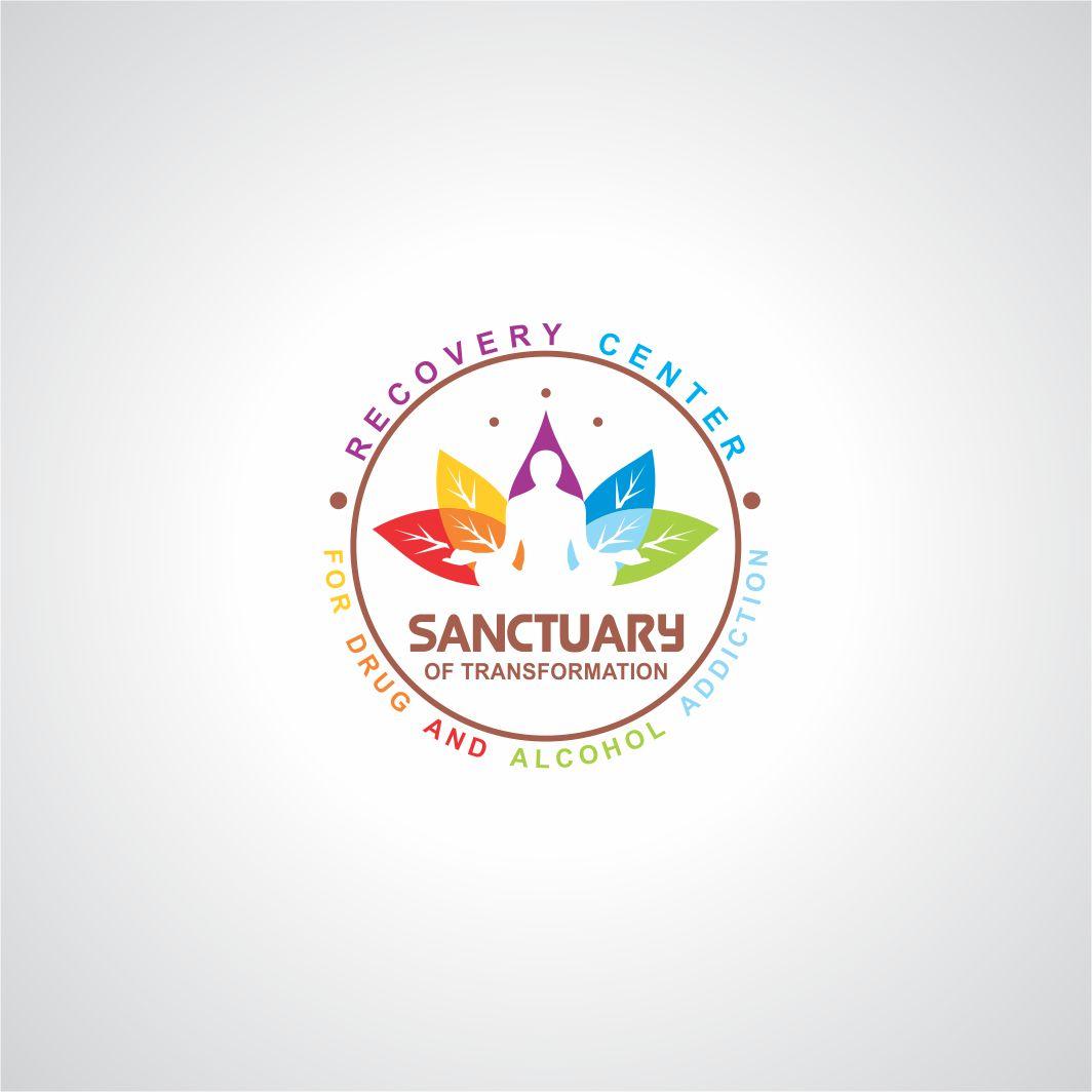 Logo Design by arteo_design - Entry No. 59 in the Logo Design Contest Fun Logo Design for Sanctuary of Transformation.
