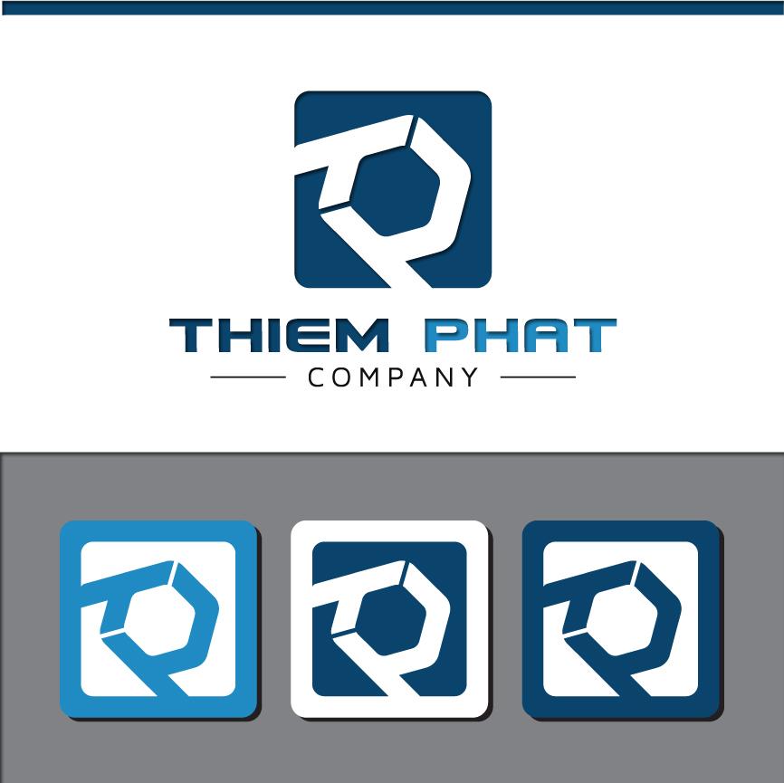 Logo Design by RasYa Muhammad Athaya - Entry No. 178 in the Logo Design Contest New Logo Design for Thiem Phat company.